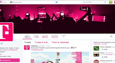 Case: Ökad kundlojalitet - T-Mobile